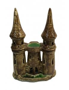 """Грот """"Замок трехбашенный """" (18х15х26) см."""
