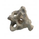 """Грот """"Камень глиняный белый"""" (19х18х15) см."""