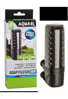 Внутренний фильтр Aquael ASAP 300  для аквариумов до 100 л.