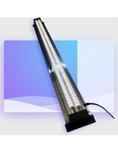 Светильник LED (2 белых) ZelAqua, 50 см, 2200 lm