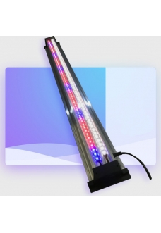Светильник LED (белый+фито) ZelAqua, 80 см, 3520 lm