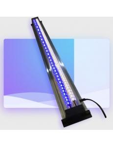 Светильник LED (белый+синий) ZelAqua, 50 см, 2200 lm