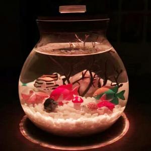 Стоит ли выбирать искусственный аквариум?