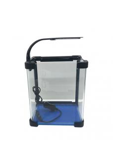 """Аквариум""""4в1"""" стекло, 10 литров 220х170х250мм (ZELAQUA)"""