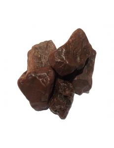 """Камень """"Яшма красная"""" 100 руб/кг"""