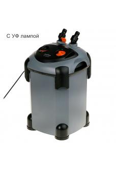 Внешний фильтр Dophin CF-1200 с UV лампой, 1200 л/ч