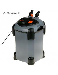 Внешний фильтр Dophin CF-1200UV (KW) с UV лампой 9W 1200 л/ч от 100 до 350 л