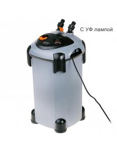 Внешний фильтр Dophin CF-1400UV (KW) с UV лампой 9W 1400 л/ч от 150 до 500 л