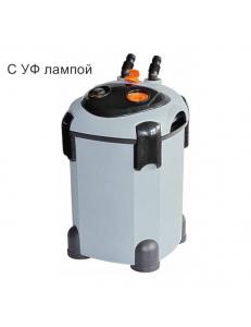 Внешний фильтр Dophin CF-600UV (KW) с UV лампой 5W 650л/ч от 30 до 150 л.