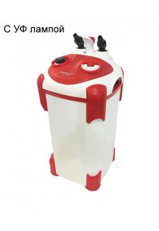 Внешний фильтр Jeneca АЕ-1500 с УФ лампой, 1300 л/ч, для аквариумов до 350 л