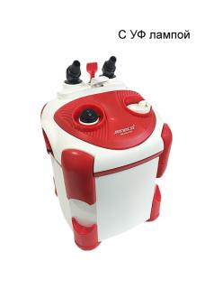 Внешний фильтр Jeneca АЕ-800 с УФ лампой, 750 л/ч, для аквариумов до 150 л