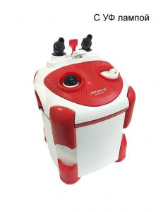 Внешний фильтр Jeneca АЕ-800 с УФ лампой, 750 л/ч до 150 л