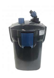 Внешний канистровый фильтр RS-46,13W, для аквариумов до 350л, 700л\ч
