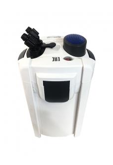 Внешний фильтр SUNSUN HW-702B, с UV стерилизатором 24W, лампа 9W,1000л/ч,акв. до 300л