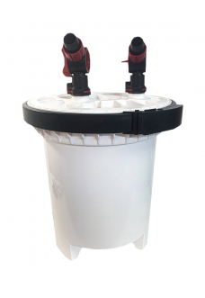 Внешний фильтр SUNSUN HW-5000, с UV стерилизатором, 50W, лампа 9W,5000л/ч,акв. до 1200л