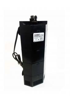 Внутренний угловой фильтр WP-707C для аквариумов до 150 л