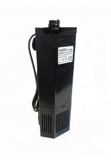 Внутренний угловой фильтр WP-808C для аквариумов до 200 л