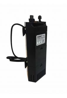 Внутренний угловой фильтр WP-505C для аквариумов до 100 л