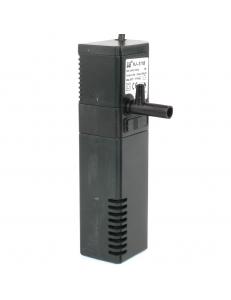 Фильтр внутренний SunSun HJ-311B с поворотной дождев. флейтой и регулятором потока, 2W (300л/ч,акв. до 50л)