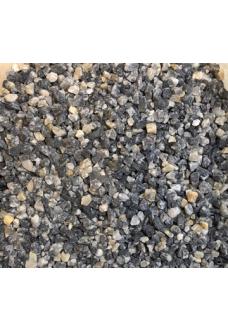 Грунт Zelaqua - Кварц серый 2-5мм. 3 кг.