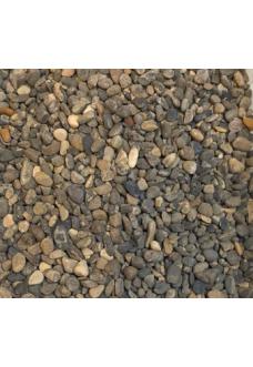 Грунт ZelAqua – Речной Окатанный 3 кг 1-3мм