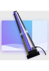 LED (белый+синий) ZelAqua, 50 см, 2200 lm