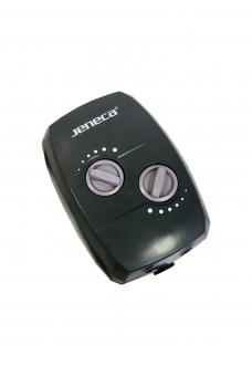 Компрессор Jeneca AP-9902 двухканальный, 450 л/ч до 300 л