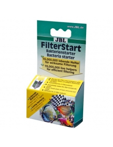 Бактерии JBL FilterStart