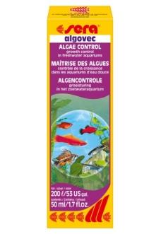 Средство против водорослей Sera ALGOVEC 50мл
