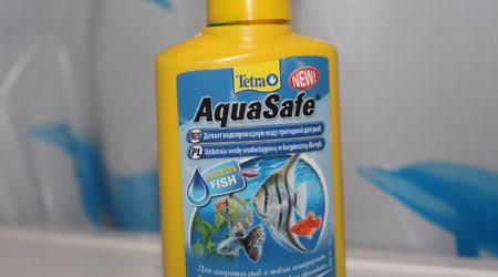 Кондиционеры для воды для аквариума